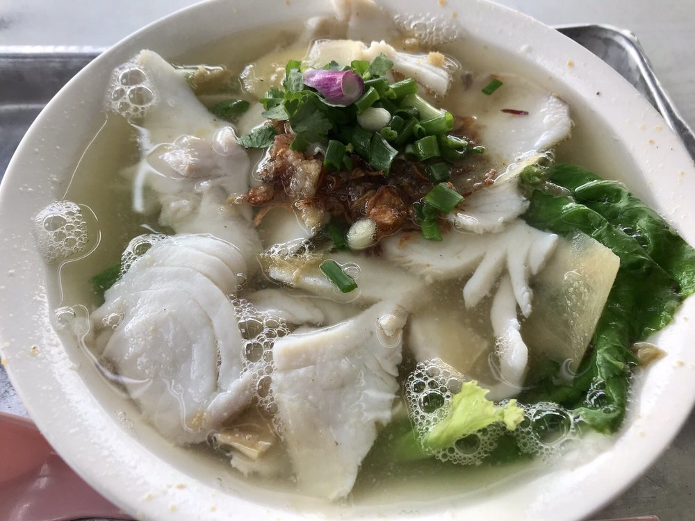 First Street Teochew Fish Soup Singapore