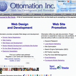 Ottomation, Inc logo