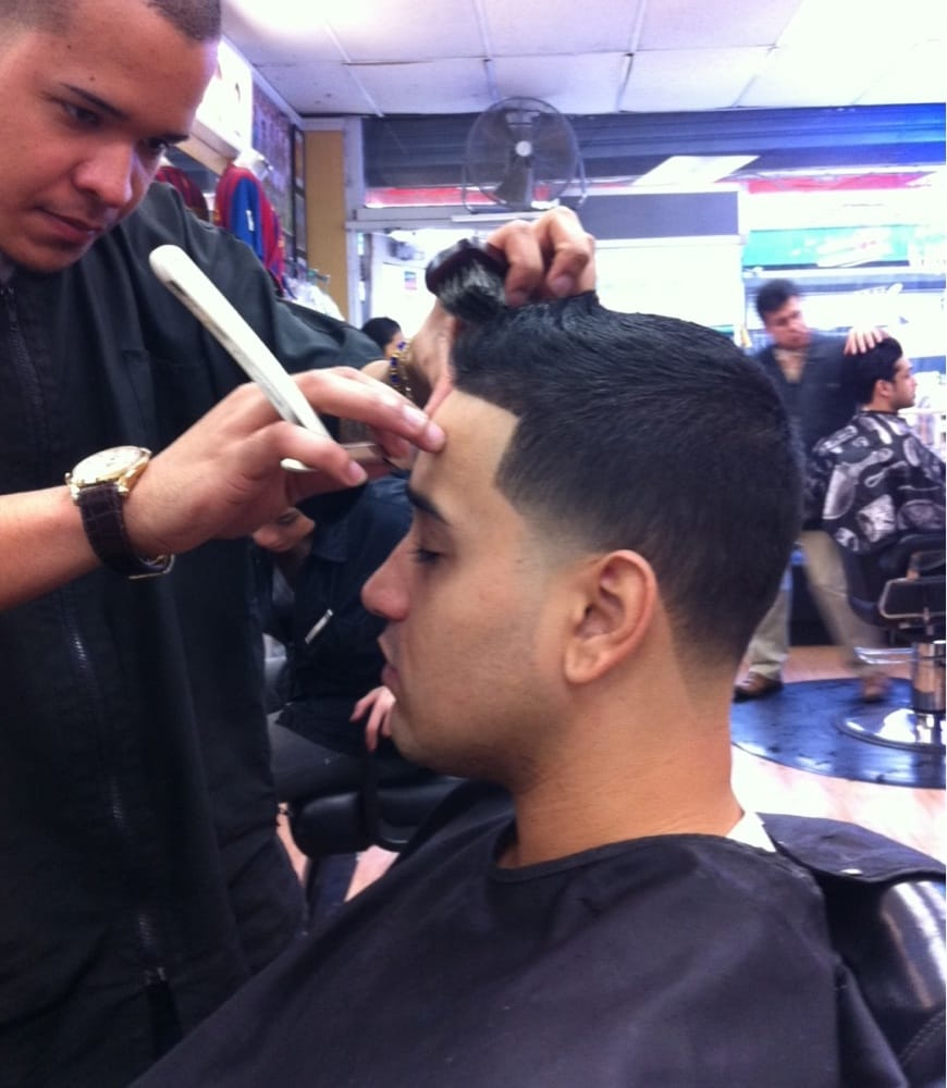 Jimmys Hairstyles: 40-30 162nd St, Queens, NY
