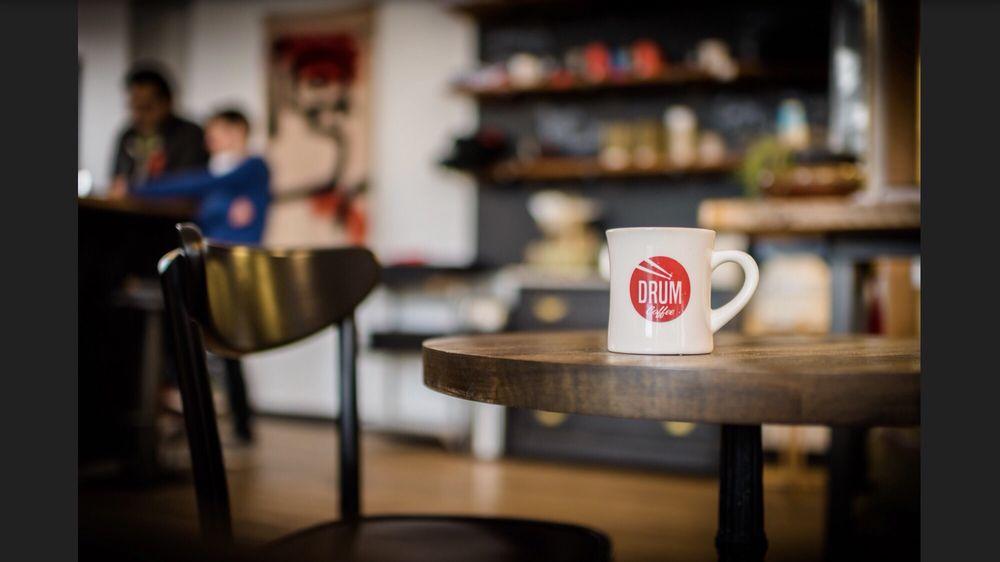 Drum Coffee: 1000 E Broadway, Missoula, MT