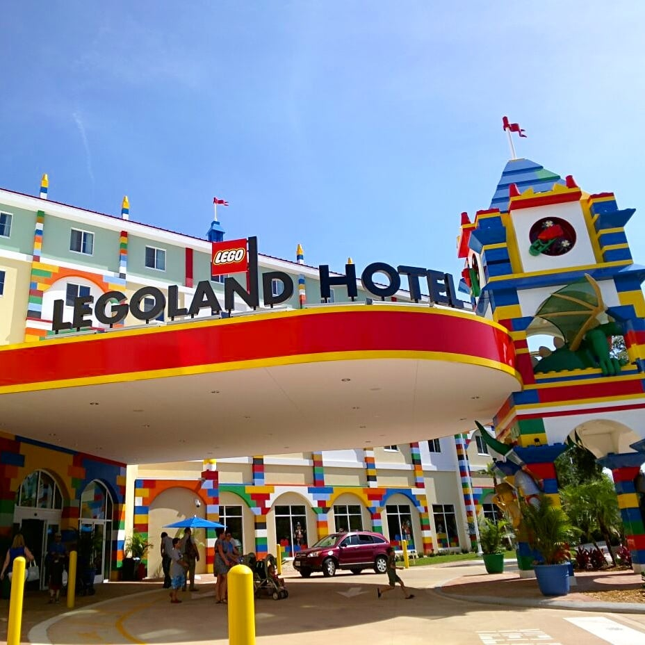 The new Legoland Hotel opens on May 15th, 2015!! - Yelp