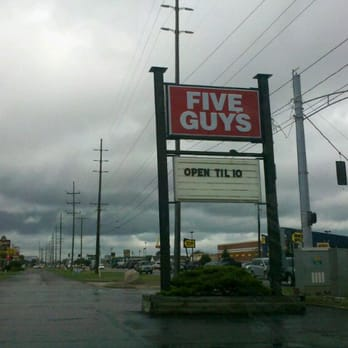 sandusky guys Order online at five guys sandusky, sandusky pay ahead and skip the line.