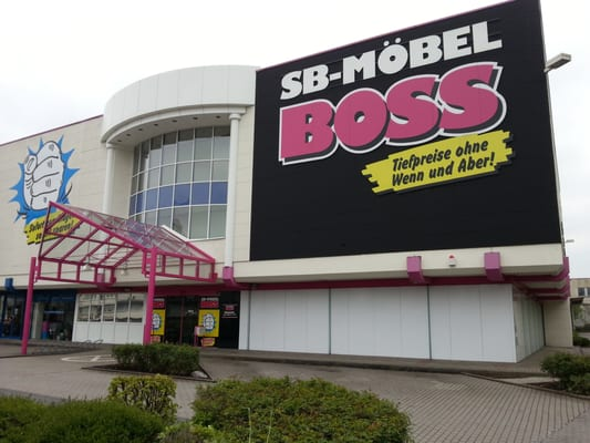 SB Möbel Boss   Furniture Shops   Odenwaldring 10, Offenbach