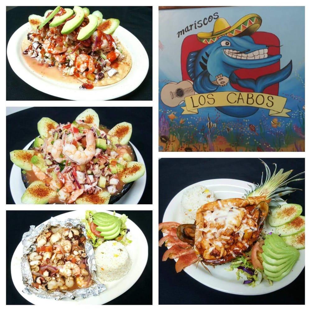 Los Cabos Seafood Restaurant San Antonio Tx