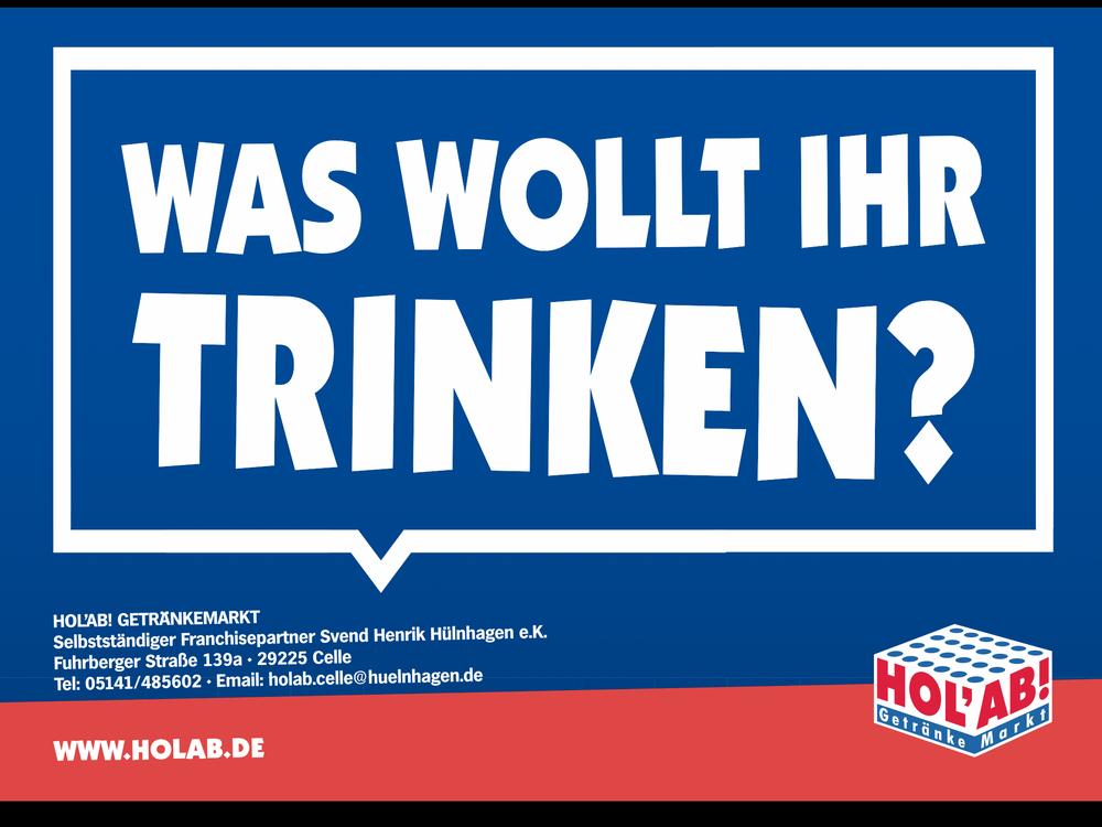 Hol\'ab! - Getränkemarkt - Fuhrberger Str. 139 A, Celle ...