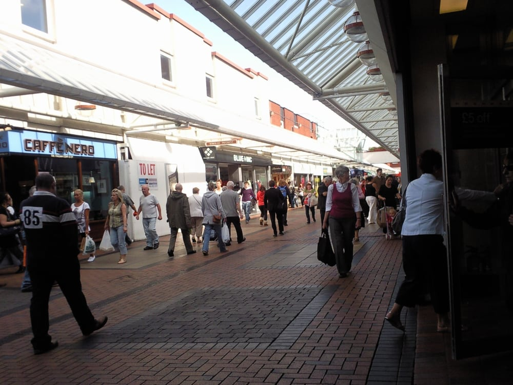 The Grange Shopping Centre