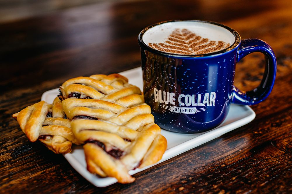 Social Spots from Blue Collar Coffee Co.