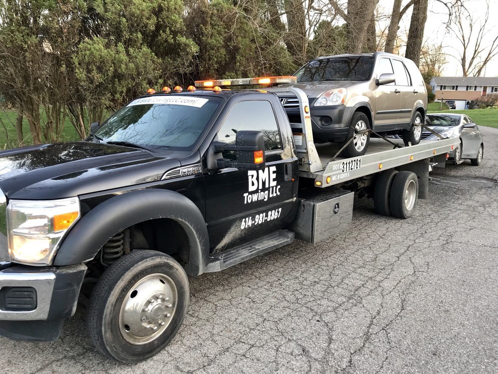 BME Towing: 2900 Brice Rd, Brice, OH