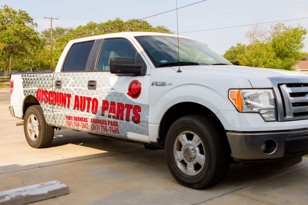 Discount Auto Parts: 202 W Wilson Ave, Aransas Pass, TX