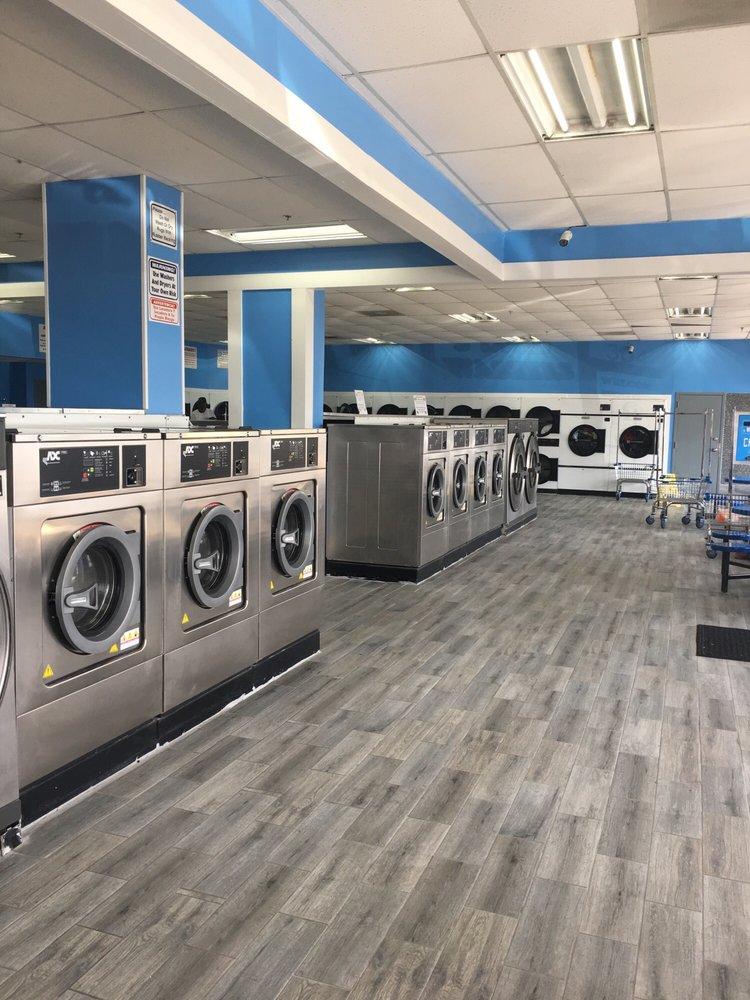 Wash & Go Coin Laundry: 500 Palisades Blvd, Birmingham, AL
