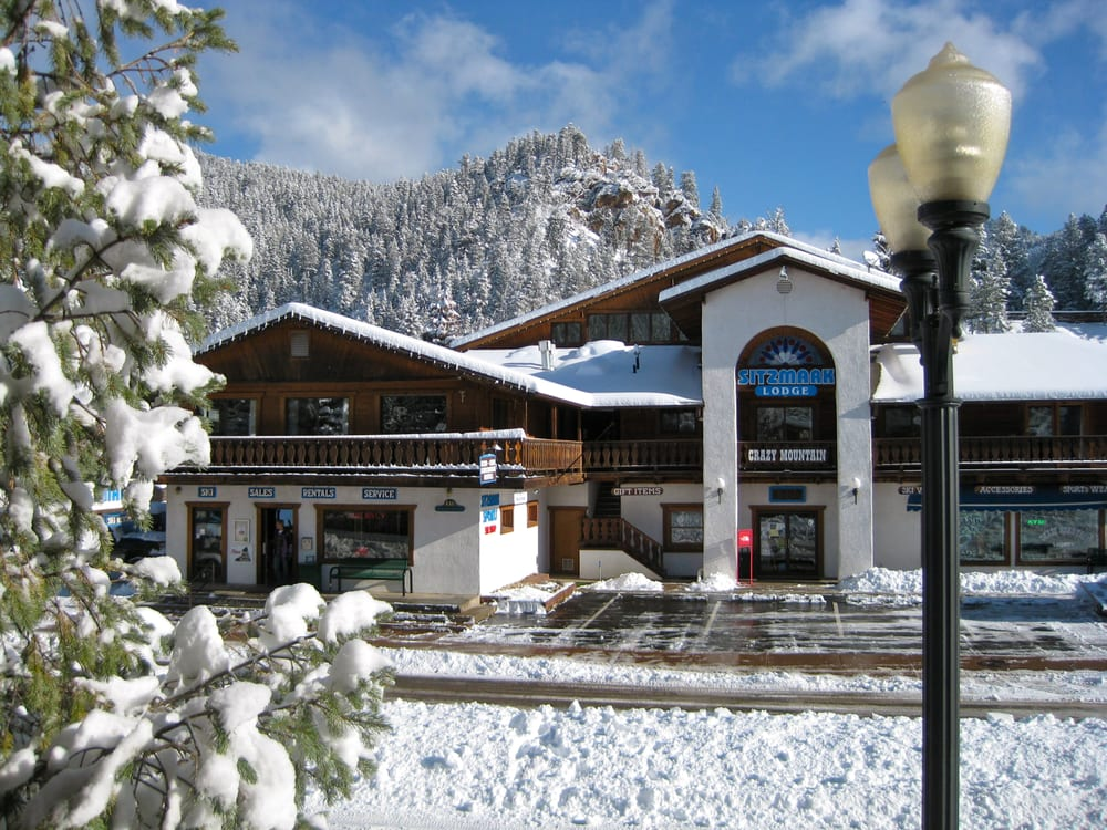 Sitzmark Sports and Lodging: 416 W Main St, Red River, NM