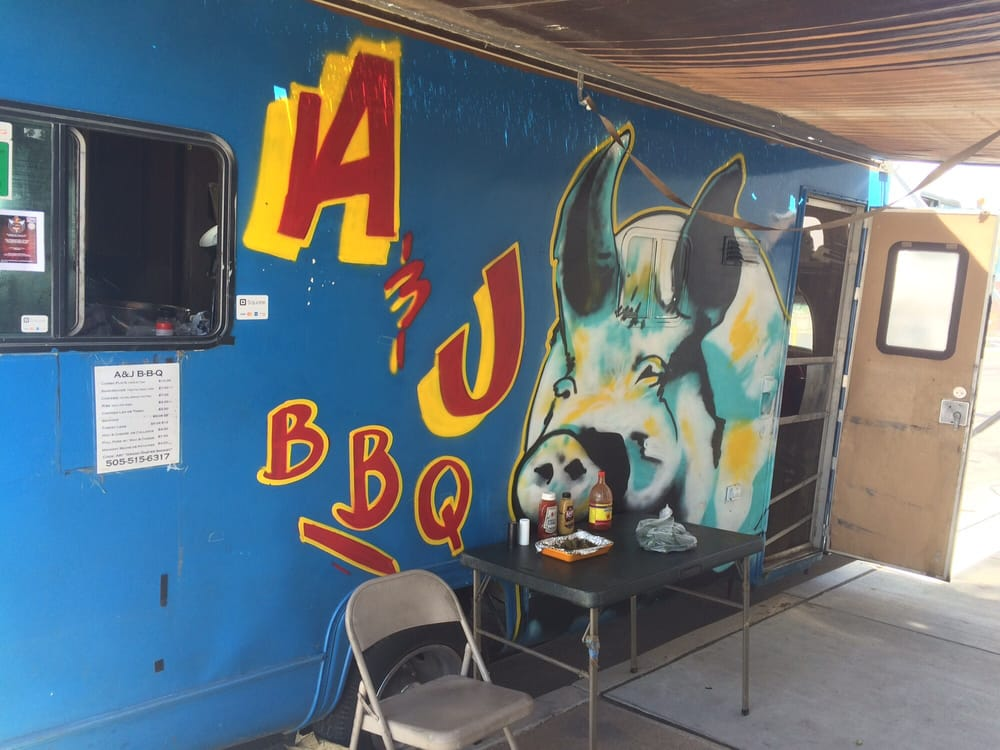 Albuquerque Bbq Food Truck