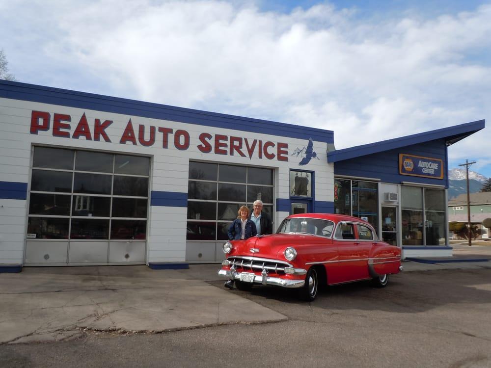 Peak Auto Service