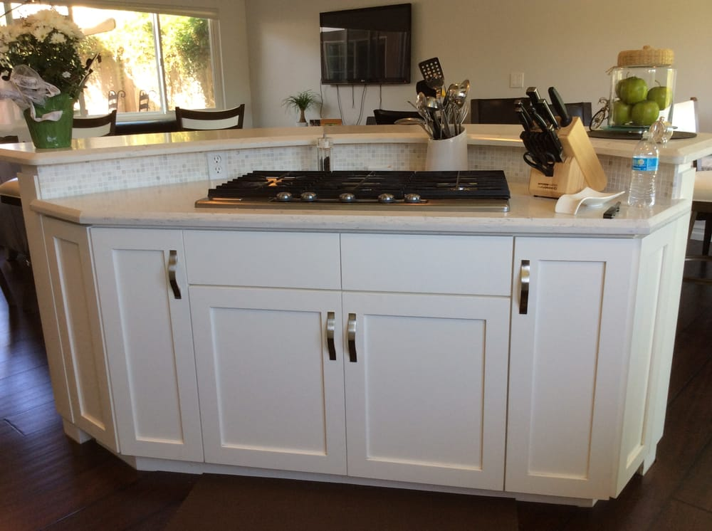Photos for danny 39 s kitchen cabinets yelp for Kitchen cabinets 90045