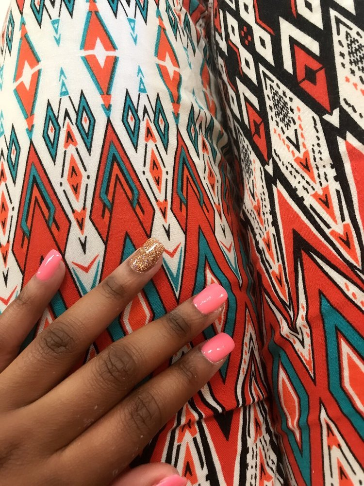 Heavenly Nails & Day Spa: 7738 Forest Ln, Dallas, TX