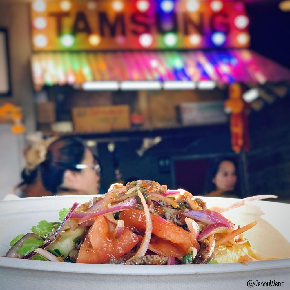 Tamsung Thai Street Eats: 3226 Roswell Rd NW, Atlanta, GA