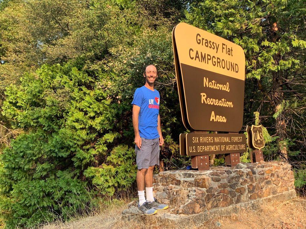 Grassy Flat Campground: Redwood Highway, Gasquet, CA