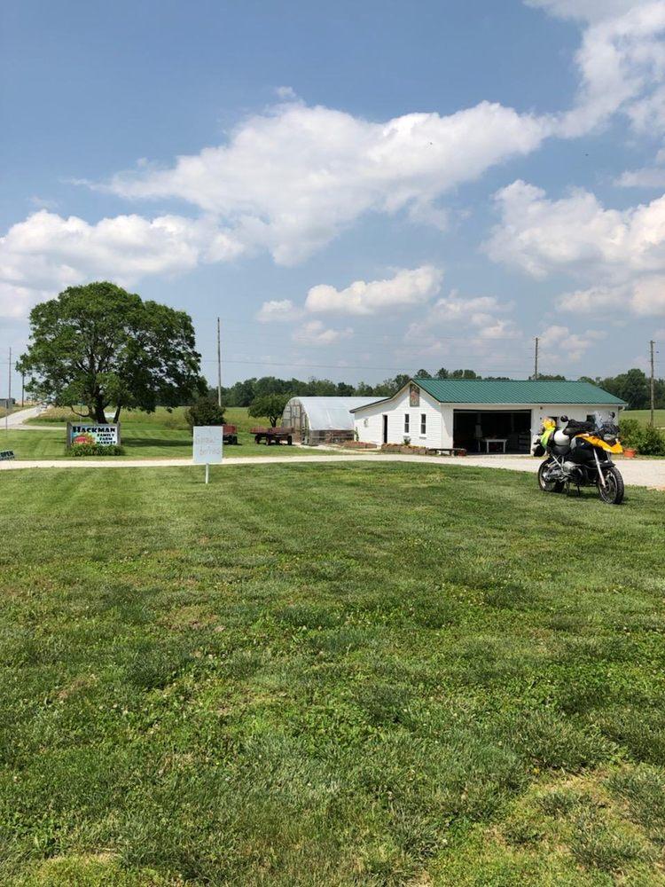 Hackman Family Farm Market: 6077 IN-135, Vallonia, IN