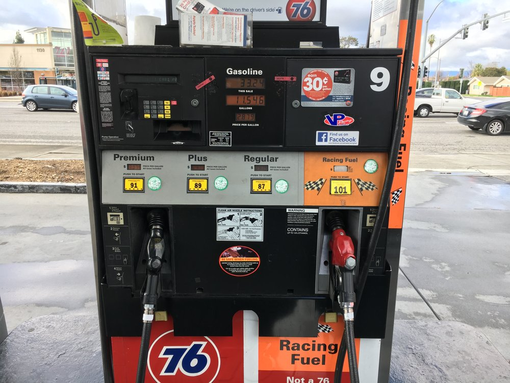 Diesel Gas Stations Near Me >> Almaden 76 and Racing Fuel - 14 Photos & 19 Reviews - Gas ...