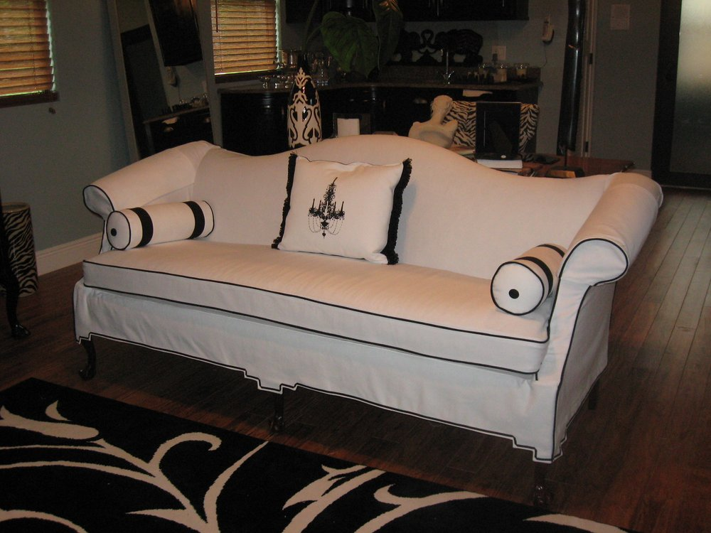 Photo Of Slipcovers & Home Fashions By Jeanne - Wall Township, NJ, United  States