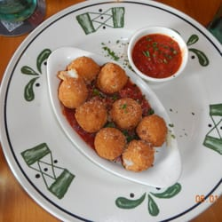 Photo Of Olive Garden Italian Restaurant   Stroudsburg, PA, United States.  Cheese Balls