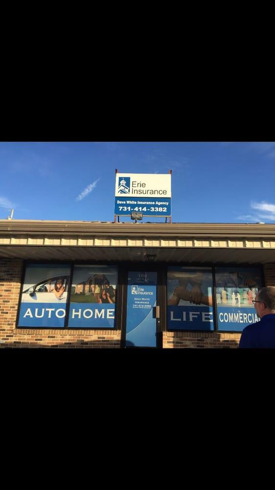 Dava White Insurance Agency: 503 W Church St, Medina, TN