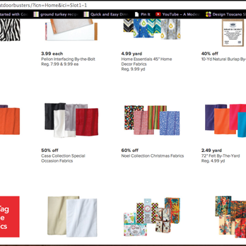 JOANN Fabrics and Crafts - Fabric Stores - 10 Northwest Blvd, Nashua ...