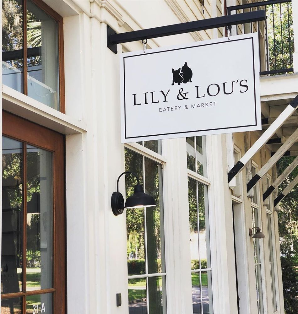Lily & Lou's Eatery & Market: 31 Market, Beaufort, SC