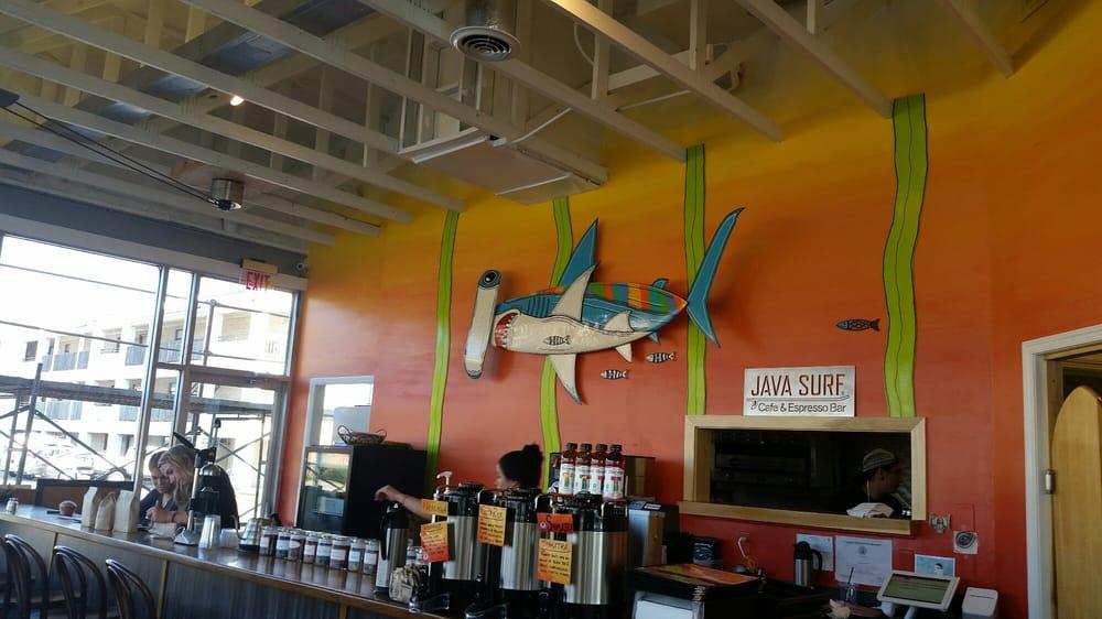 Java Surf Cafe Virginia Beach