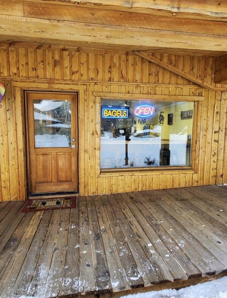Bighorn Bagels: 1141 Grand Ave, Grand Lake, CO