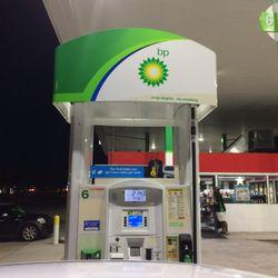 BP Gas Station - Gas Stations - 201 E Eau Gallie Blvd, Melbourne, FL