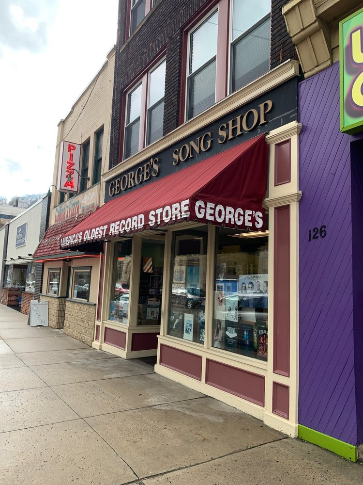George's Song Shop: 128 Market St, Johnstown, PA