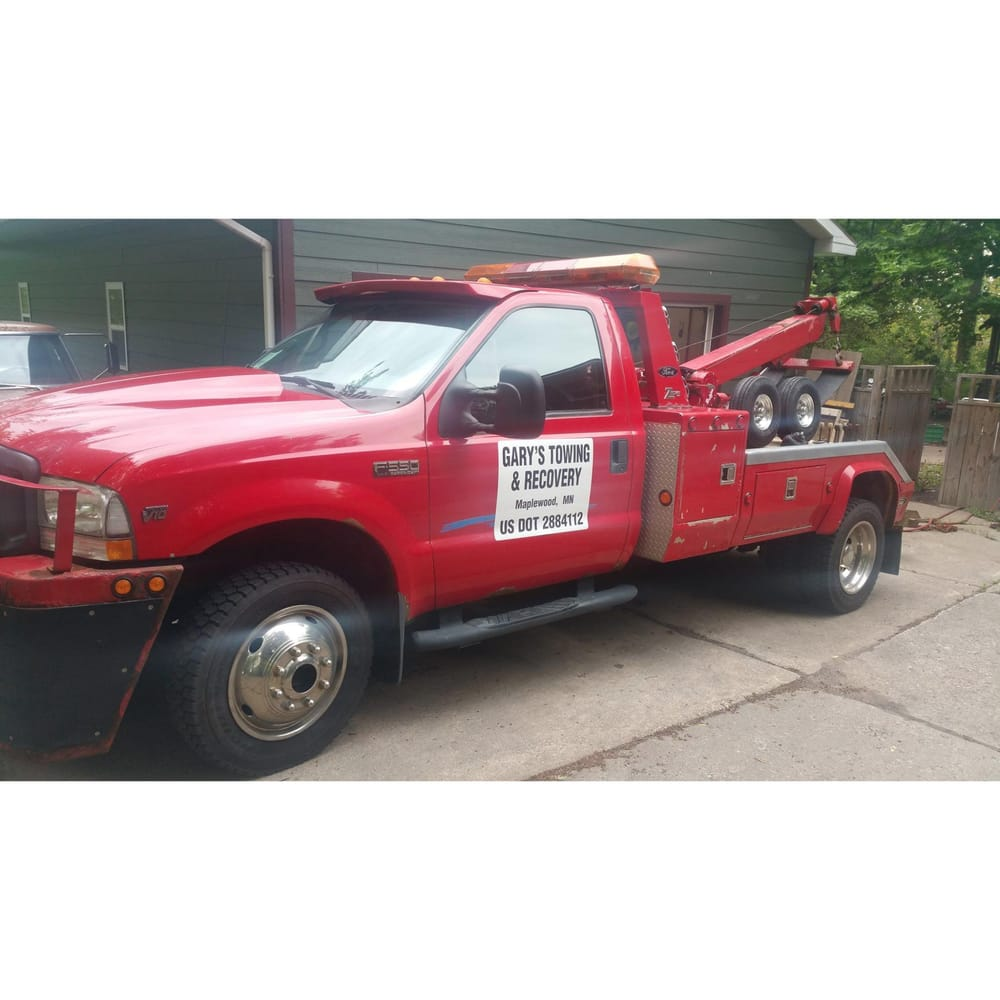 Towing business in Mahtomedi, MN