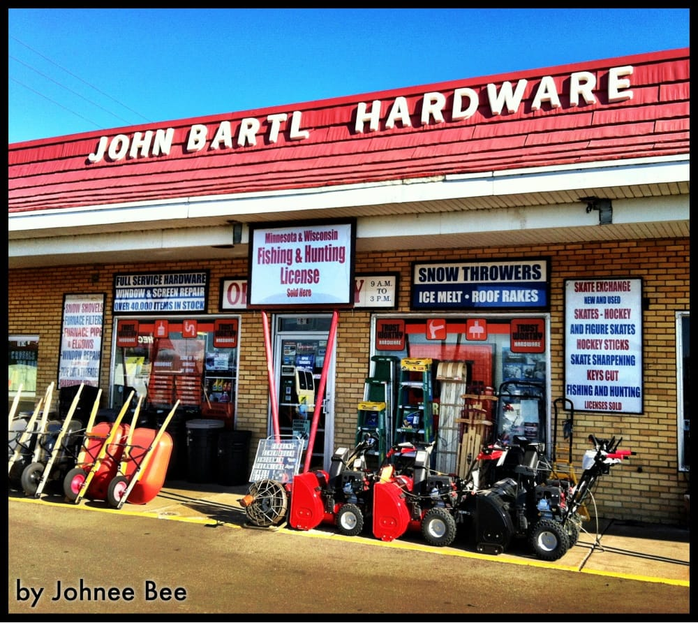 Bartl John Trustworthy Hardware: 1668 Hastings Ave, Newport, MN