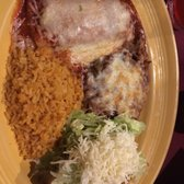 Photo Of Los Patios   San Clemente, CA, United States. Cheese Enchilada