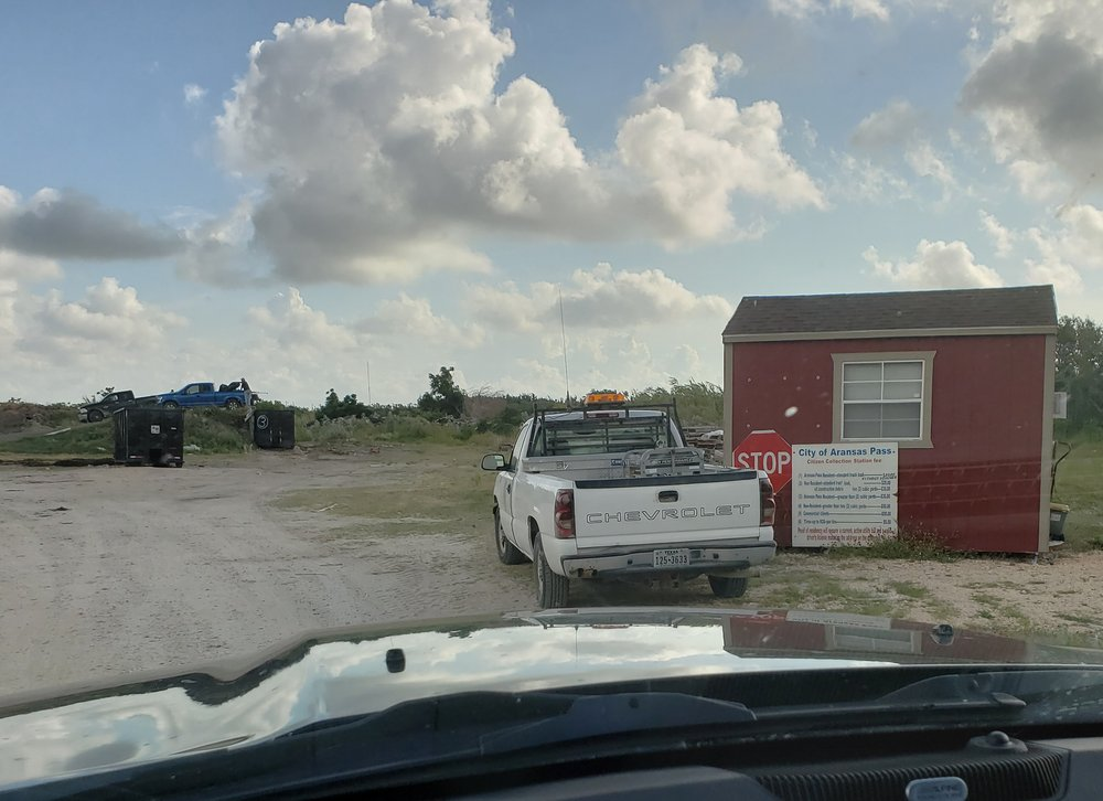 Aransas Pass Transfer Station: 600 W Cleveland Blvd, Aransas Pass, TX
