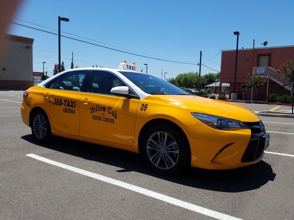 Yellow Cab Of Rancho Cordova: 10709 Alicante Way, Rancho Cordova, CA