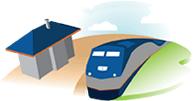 Amtrak: 401 S Illinois Ave, Carbondale, IL