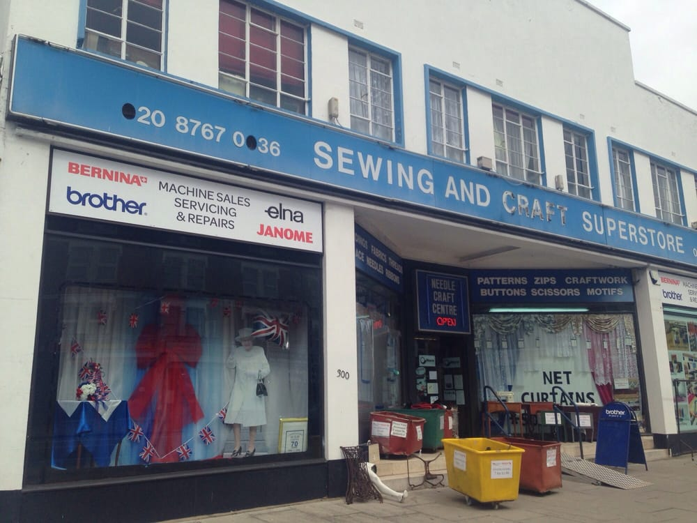 sewing and craft superstore stoffenwinkels 300 balham