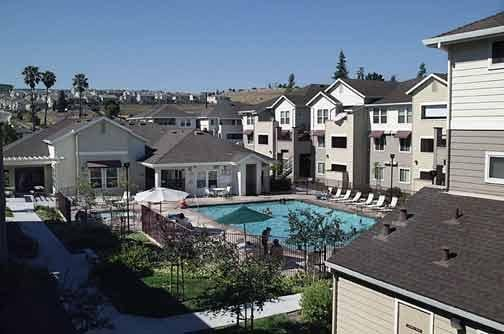 Glen Creek Apartments San Jose