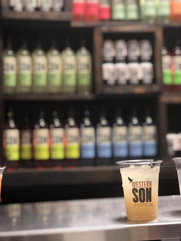 Western Son Distillery: 217 W Division St, Pilot Point, TX