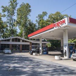 Metro Motor Hilltop Exxon 27 Reviews Gas Stations 6100