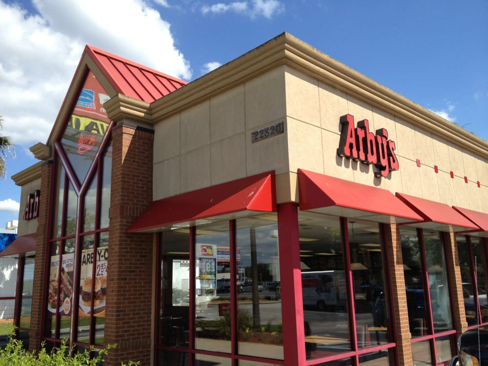 Arby s fast food land o 39 lakes lutz fl yelp for Arby s 2 for 5 fish