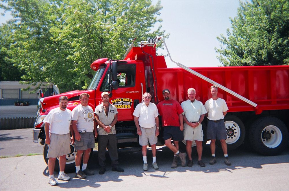 Roese Bros. Paving: 14360 State Rte 104, Ashville, OH