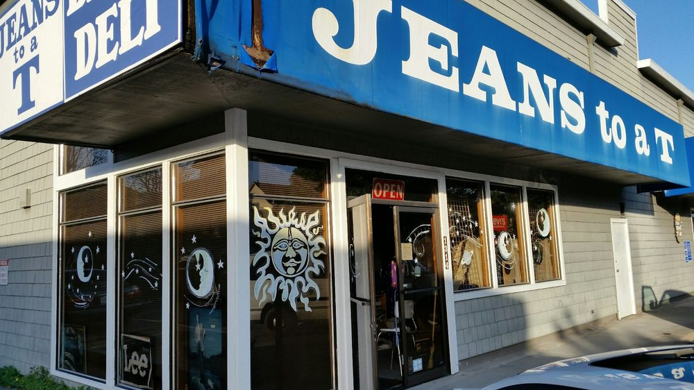 Jeans To-A-T