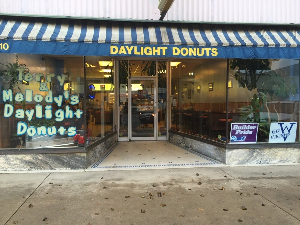 Food from Daylight Donuts