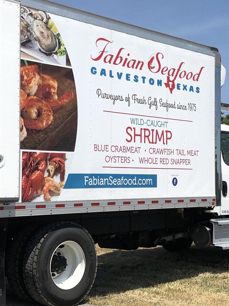 Fabian Seafood Truck: 1231 SE Frank Phillips Blvd, Bartlesville, OK