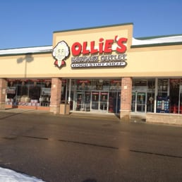 Ollie S Bargain Outlet Department Stores 4602 State St Saginaw Mi Phone Number Yelp