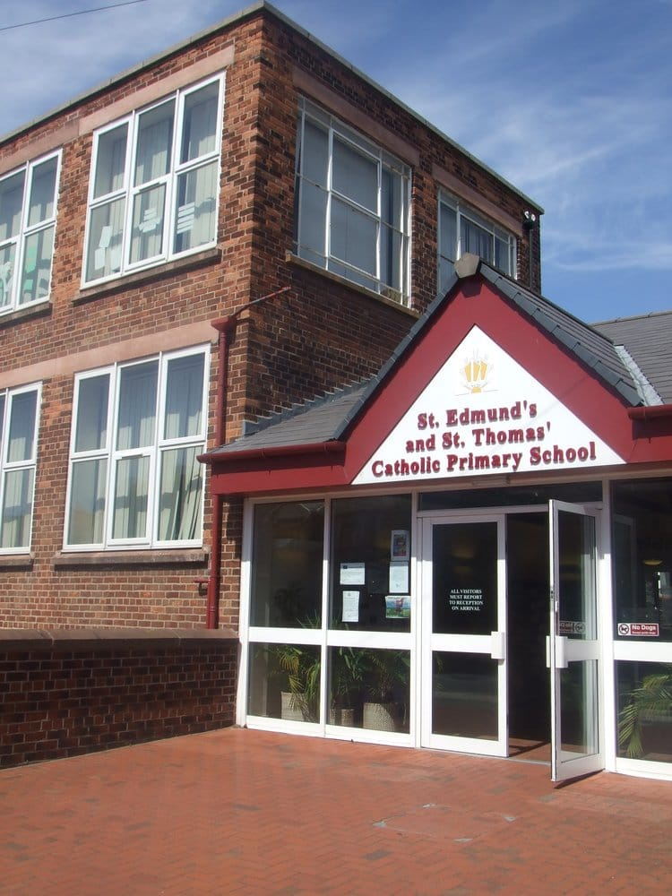 St. Edmunds And St. Thomas Catholic Primary School | Oxford Road, Liverpool L22 8QF | +44 151 928 5586