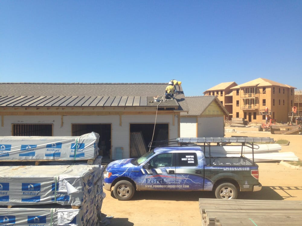 Ford Roofing Service: Charenton, LA
